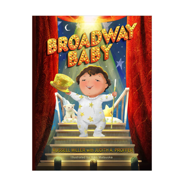 Broadway Baby Book