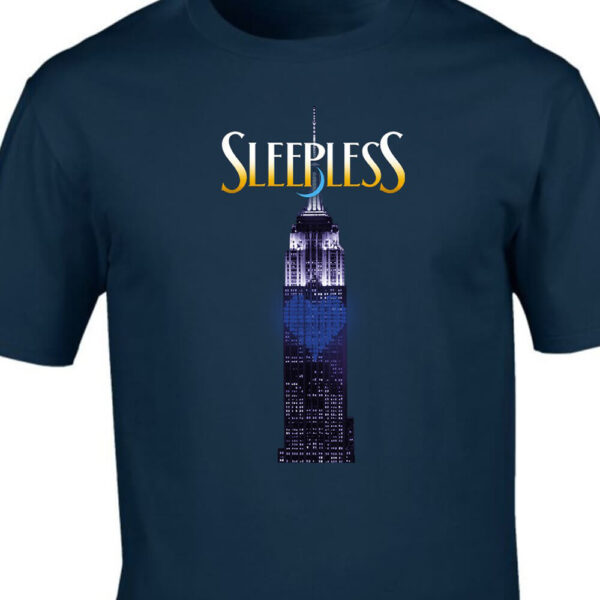Sleepless the Musical Unisex T-shirt
