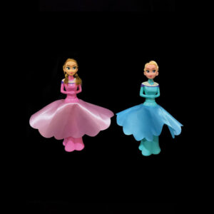 Princess Dress Spinners