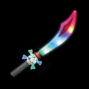 Chrome Pirate Sword